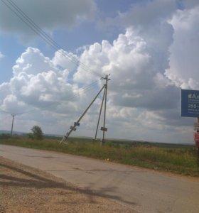 Продам участок в районе д. Кичаново