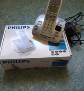 Philips домашний телефон