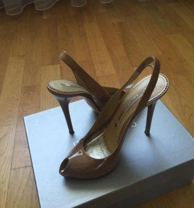 Оригинальные туфли Gianmarco Lorenzi