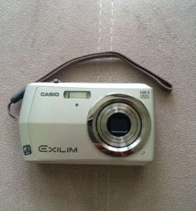 "Фотоаппарат  цифровой  ""CASIO"" 12.1 mp"