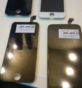 Дисплеи iPhone 4,5,6