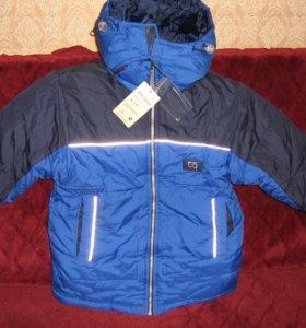 Детские курточки осень-зима