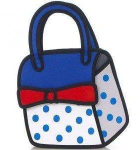 Мультяшная сумочка