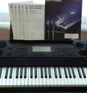 Синтезатор Casio СТК-6000