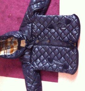 Куртка( осень- весна) 98 см на 3 года