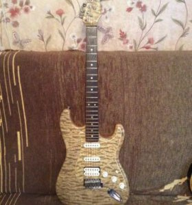 JD brothers stratocaster