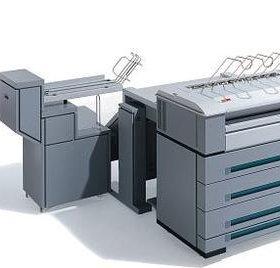 Копирование, сканирование, переплет и брошюровка