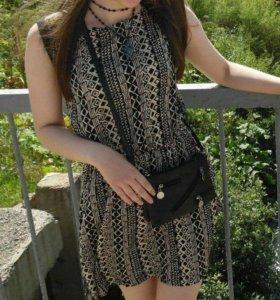 Платье сарафан ТВОЕ