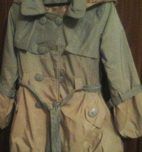 Куртка осенея вессенея