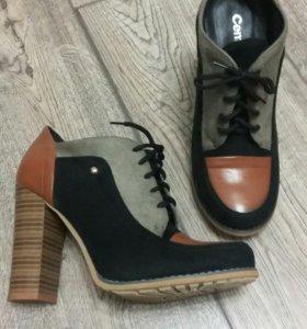 П/ботинки р37