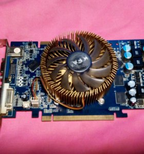 Продам видеокарту GeForce 9800GT