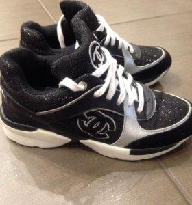 Кроссовки Chanel