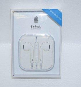 Гарнитура Iphone 5 EarPods Оригинал