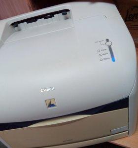 лазерный цветной принтер LBP5200