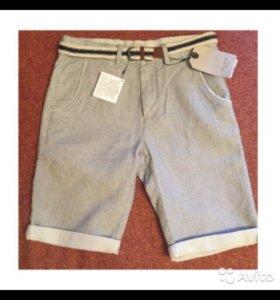 Новые шорты для мальчика zara
