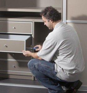 Сборщики мебели, сборка кухни, шкафа, стенки и пр.