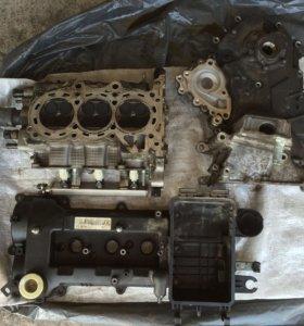 Двигатель на Kia pikanto