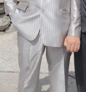 Мужской  костюм пеплос