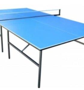 Теннисный стол OUTDOOR складной всепогодный