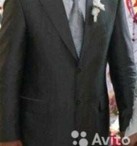 Пиджак Donatto и галстук