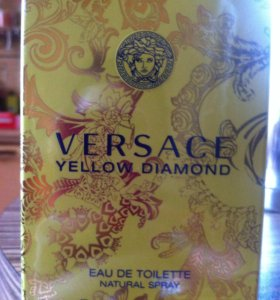 Versace yellow diamond ,Италия. Версаче Еллоу