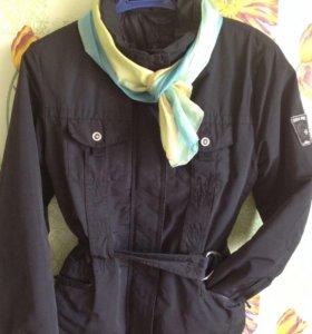 Куртка черная жен