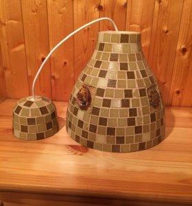 Люстра handmade