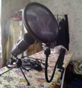 Студийный микрофон Perception 120 USB + фильтр