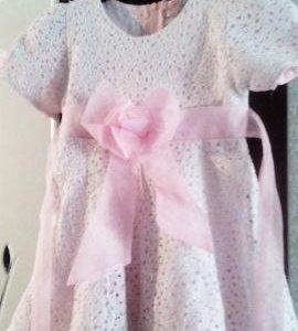Праздничное платье 86-92