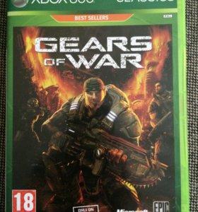 Gears of War лицензия Xbox 360