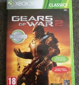 Gears of War 2 лицензия Xbox 360