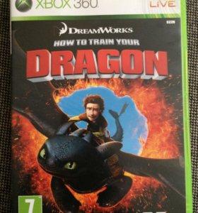 Как приручить дракона лицензия Xbox 360