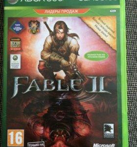 Fable 2 лицензия Xbox 360