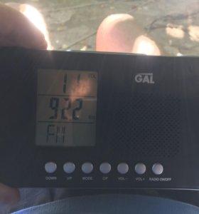 Часы-радио-будильник