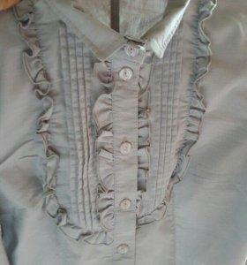 Рубашка за 190 рублей в отличном состоянии!