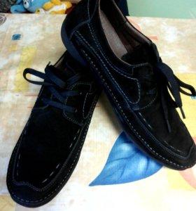 Туфли мужские(макасины)