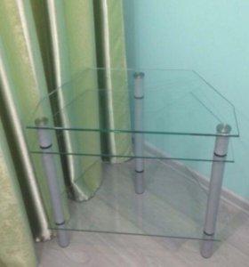Угловой столик/тумба под ТВ