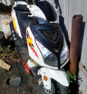 Скутер volkan 150 cc