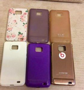Чехлы на Samsung Galaxy S2 (S2 plus)