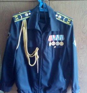 Парадная форма, кадетские классы