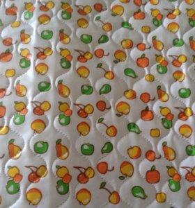 Новый!!! пеленальный матрасик коврик