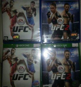 UFC  для PS4/Xbox One