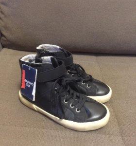 Ботиночки Mango новые