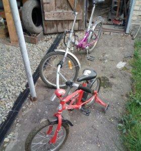 Велосипеды за ОБА