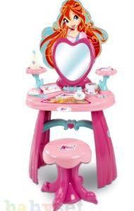 Детский столик со стульчиом