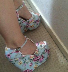 Туфли. Размер 38