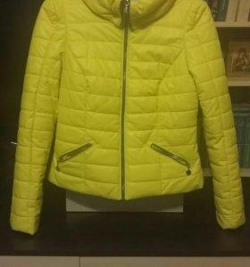 Новая теплая куртка