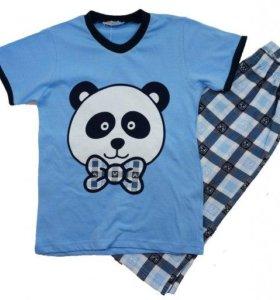 Пижама для мальчиков новая