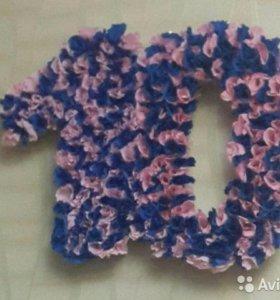 Цифра 10 для праздника