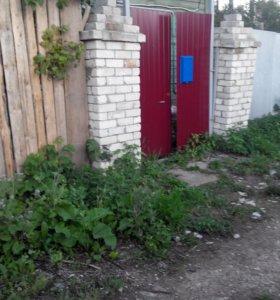 Бревенчатый дом, на 12 сотках г.Вязники Влад.обл.